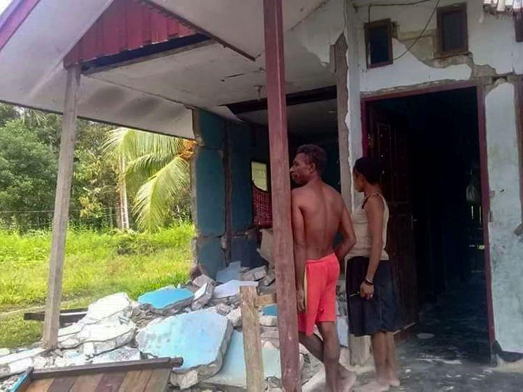 Indonesia's Papua province