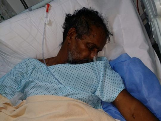 This Indian man visits the UAE without medical insurance and finds out he has metastatic cancer