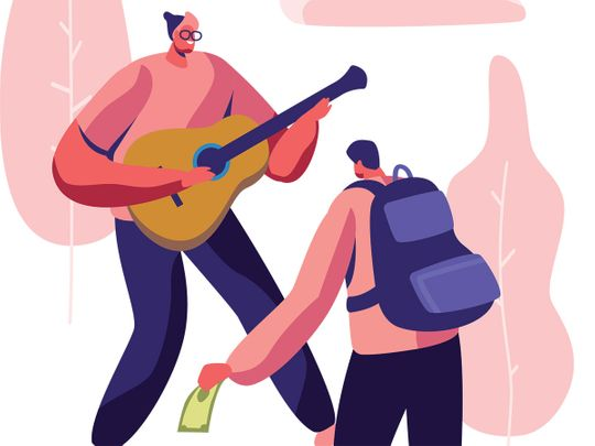 Music industry is a proxy for learning economics