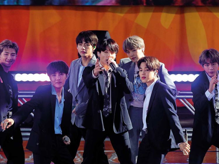 K-Pop's BTS now in your pocket with mobile game | Music