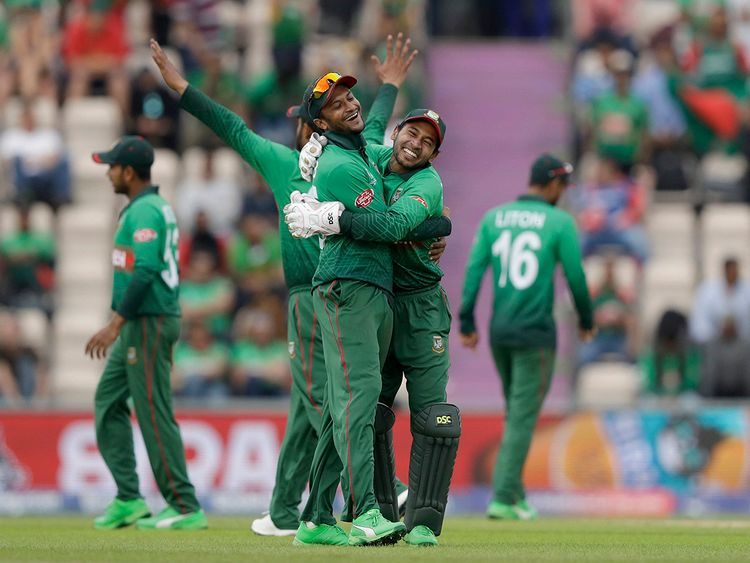cricket world cup 2019 bangladesh boost semi final hopes with win over afghanistan