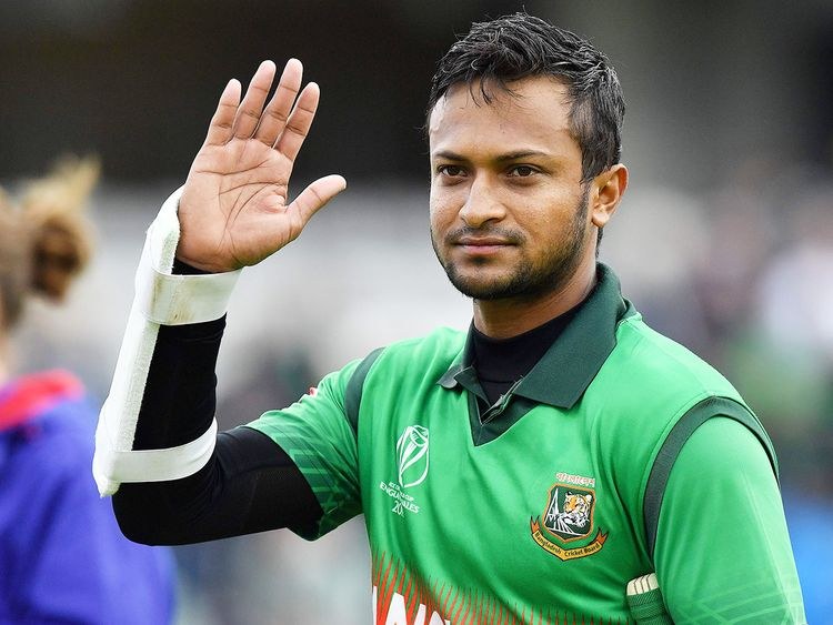 Shakib Al Hasan banned for two years from all cricketing activities | Cricket – Gulf News