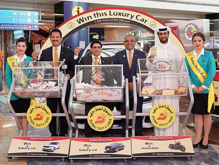 Dubai Duty Free million dollars winner finally contacted