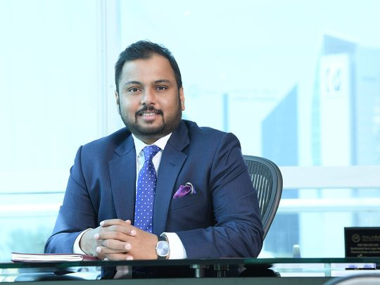 Malabar Gold chairman's son Shamlal Ahmad MP gets 10-year UAE visa for him and his family