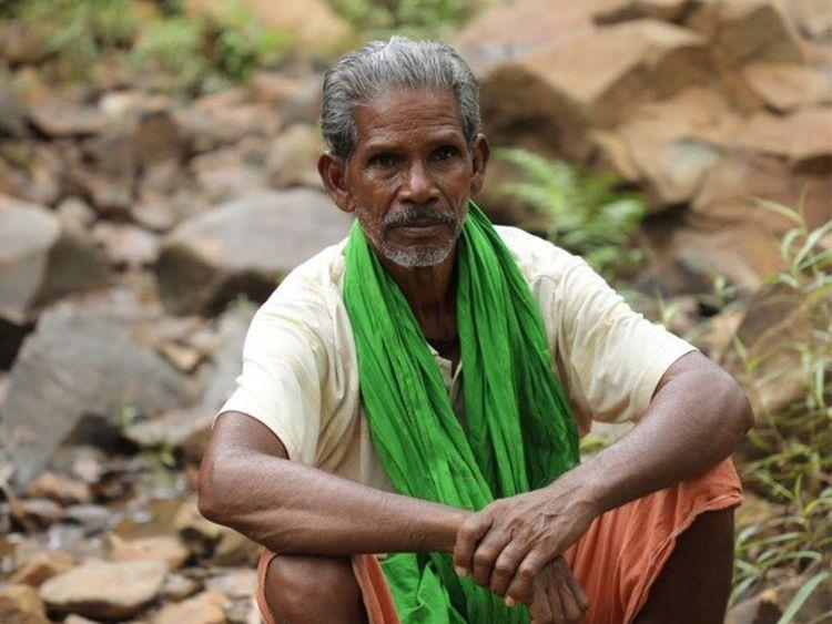 Odisha's farmer Daitari Nayak, who is nicknamed 'Canal Man of Odisha'