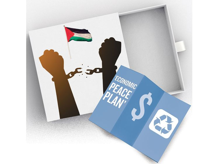 Palestinians want freedom, not financial bribes