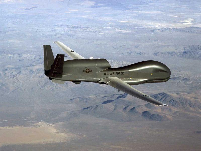 drone RQ-4 Global Hawk 021
