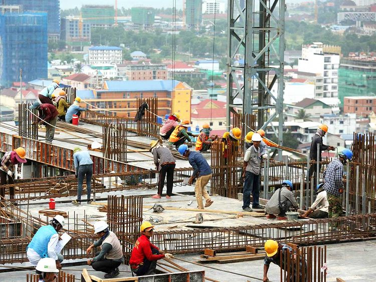 Collapsed dreams: Cambodia construction workers risk lives for 'riches' | Asia – Gulf News