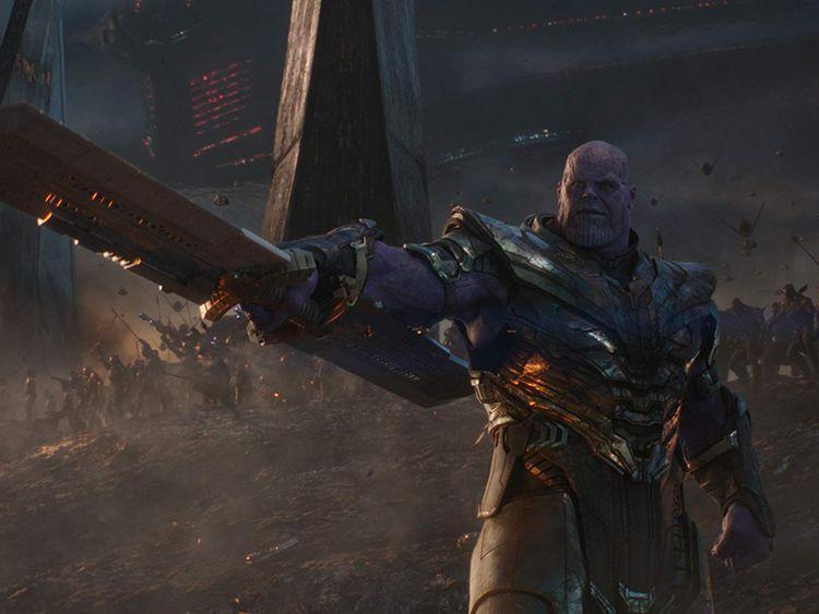 Josh Brolin in Avengers Endgame-1561529655390