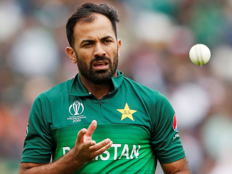 Image result for wahab riaz