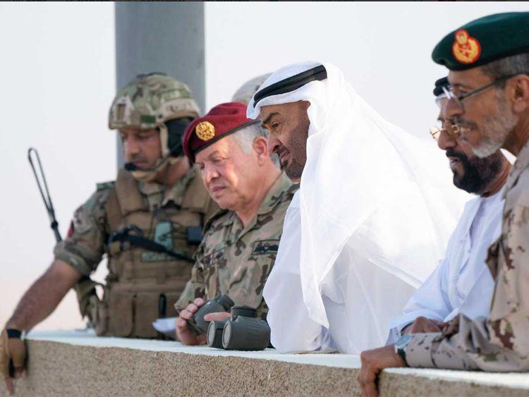 Shaikh Mohammad Bin Zayed Al Nahyan 01