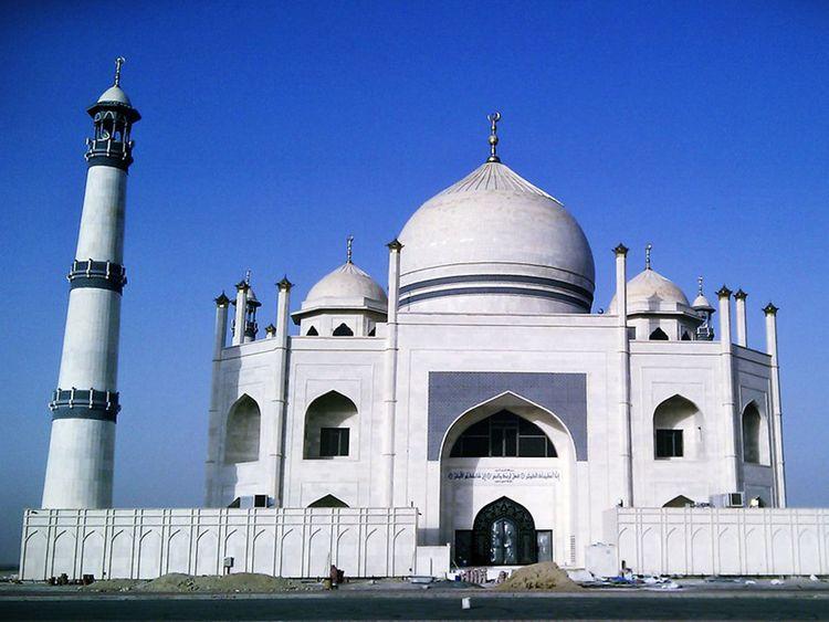 Kuwait_mosque