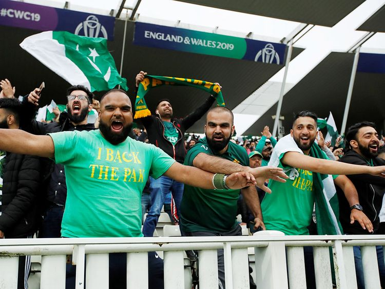 Cricket World Cup: Nasser Hussain asks Pakistan fans if they