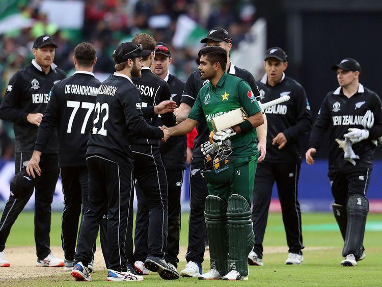 Pakistan's batsman Babar Azam