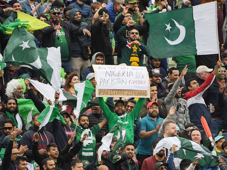 Cricket World Cup 2019: Why Pakistan fans will be rooting for India