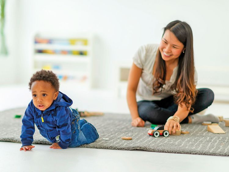 Roles of nannies in UAE should be properly defined