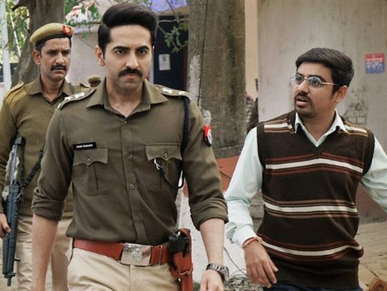 TAB Ayushmann Khurrana in Article 15 2-1561634685645