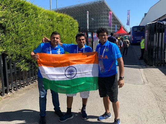 UAE's G Force Cricket Academy coach Gopal Jasapar