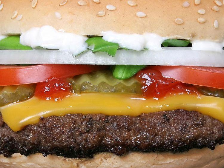burger generic