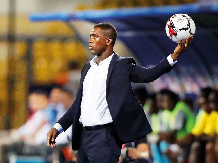 Clarence Seedorf wants crowd-pleasing Cameroon victory over Benin