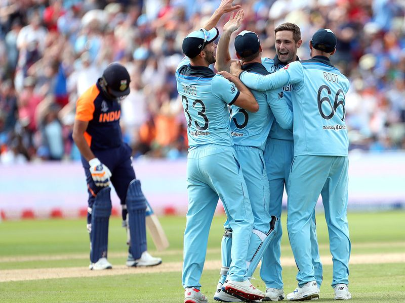 Cricket World Cup 2019 What S The Mystery Behind India