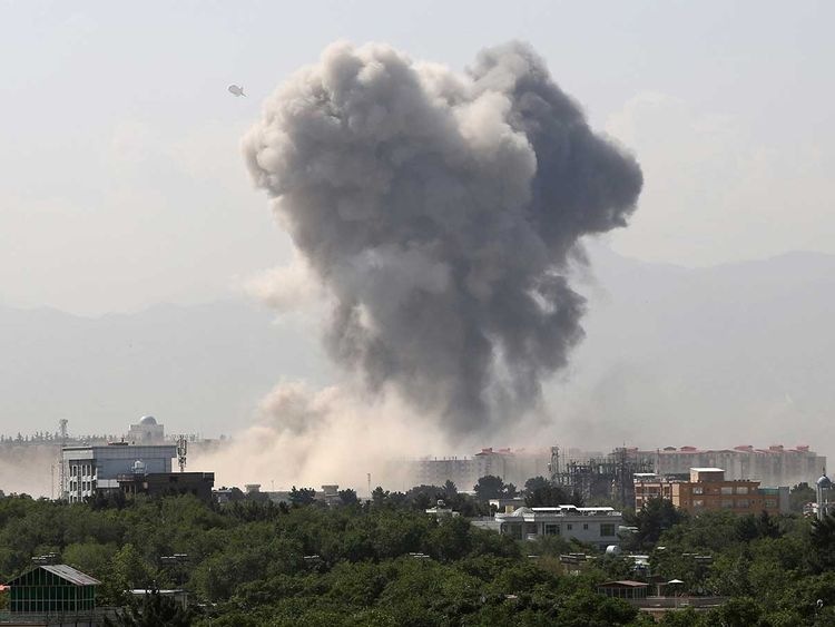 34 Killed And 68 Others Injured In A Ful Blast The
