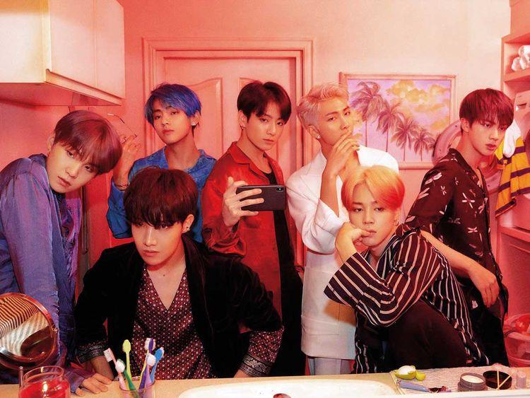 K-Pop phenomenon BTS to get a star on Dubai's Walk of Fame