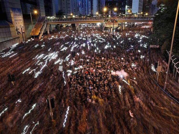 APTOPIX_Hong_Kong_Extradition_Law_11776