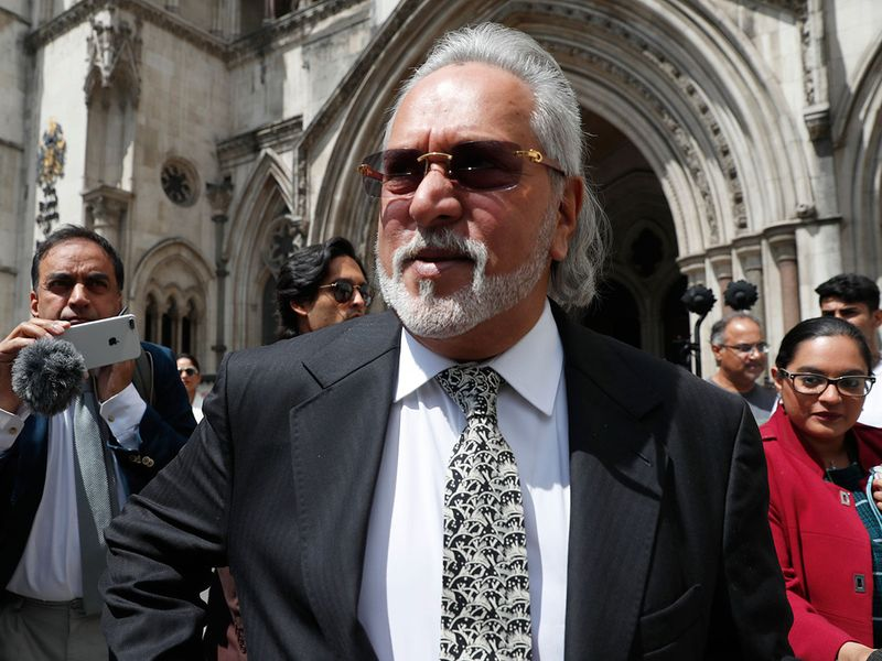 UK court declares Vijay Mallya bankrupt allowing Indian banks to pursue his assets worldwide