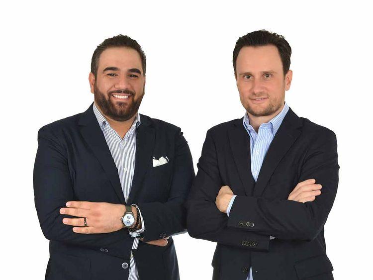 Charbel Nasr and Michael Truschler