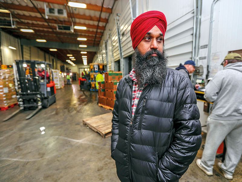 Sikh drivers are transforming US trucking