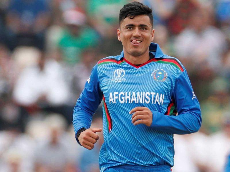 Afghanistan's Mujeeb Ur Rahman