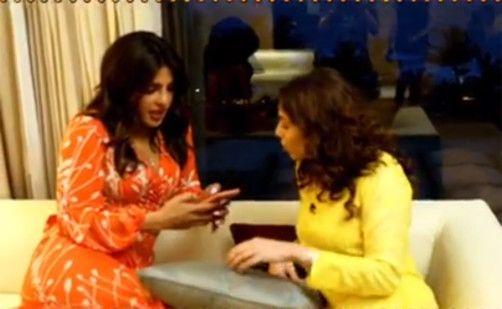 Sharmin with Priyanka-1562147063084