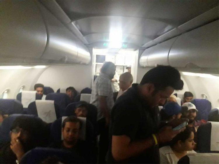 The Indigo Flight 6E024