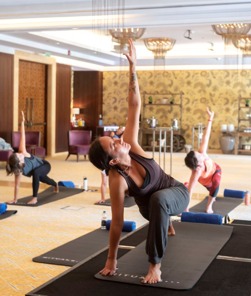 The Ritz-Carlton Dubai JBR - Balancing Rituals - Wellness Sessions-1562155753602