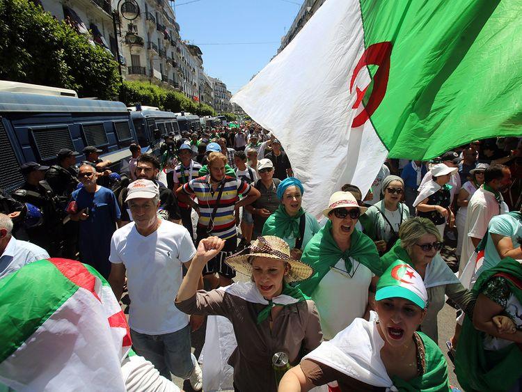 190704 Algeria