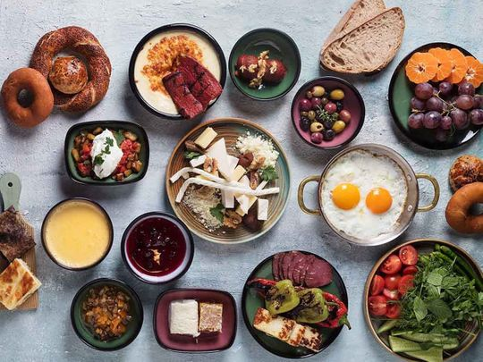 Breakfast at Huqqa