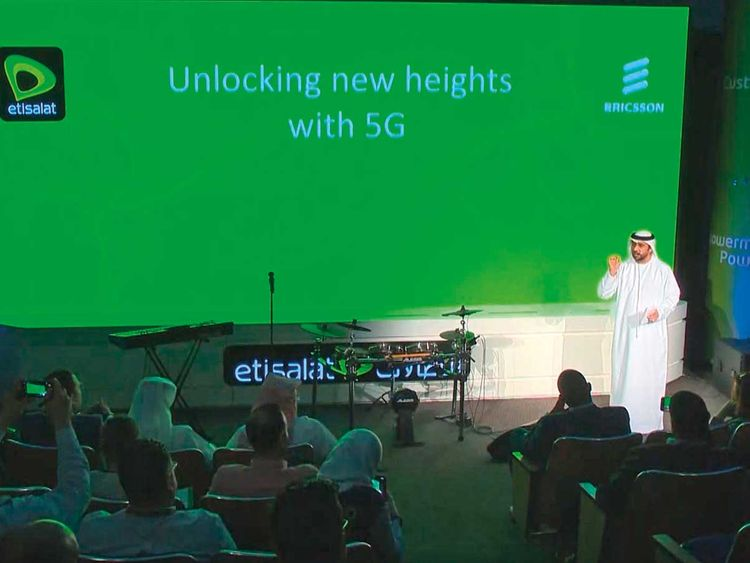 Awaiting the 5G boost to UAE's economy | Retail – Gulf News