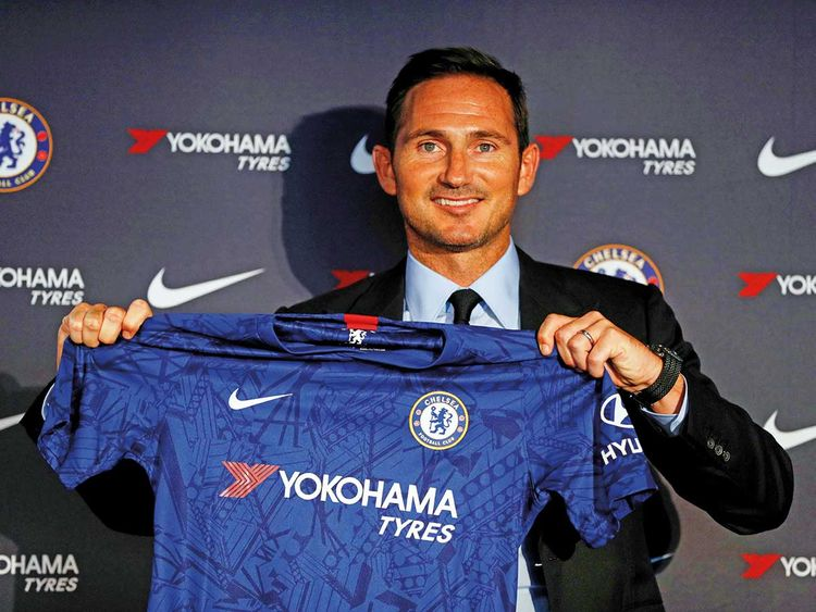 reputable site 83dd2 4b6cf Challenging times ahead as Lampard returns to Chelsea ...