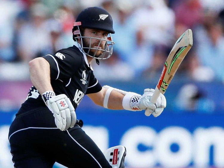 New Zealand's Kane Williamson
