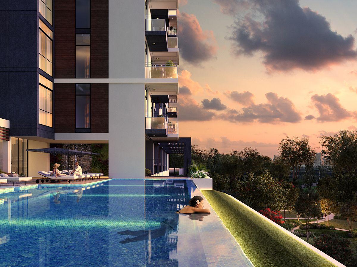 Wilton-Park-Ellington-Properties-Dubai-Infinity-Pool