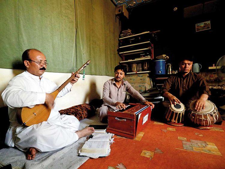 Mir Hussain Changazi
