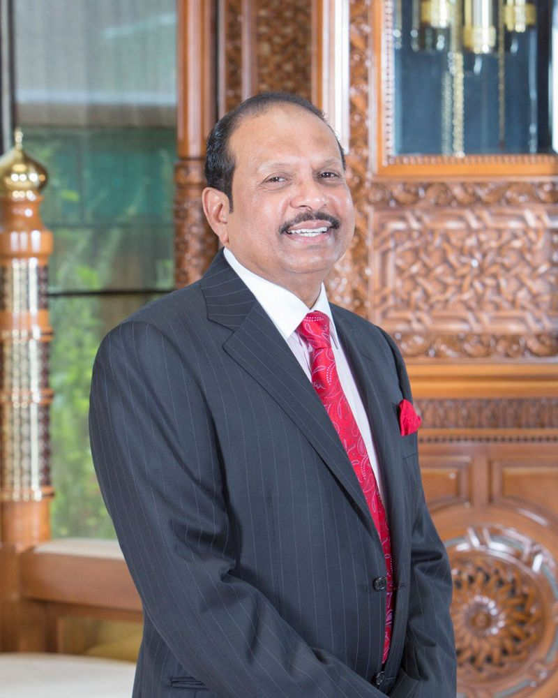 Yussuf Ali, founder and chairman Lulu Group