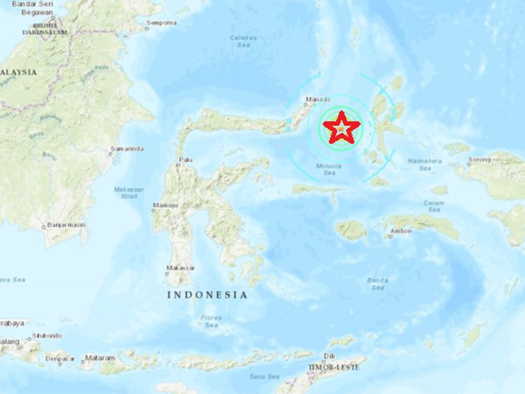 Tsunami warning up: Magnitude 6.9 earthquake hits Indonesia ...