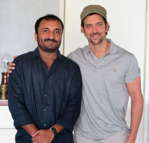 'We could not have chosen a better option' Anand said of Hrithik-1562564494617