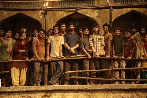 The Super 30 kids were in awe of Hrithik Roshan-1562564488429