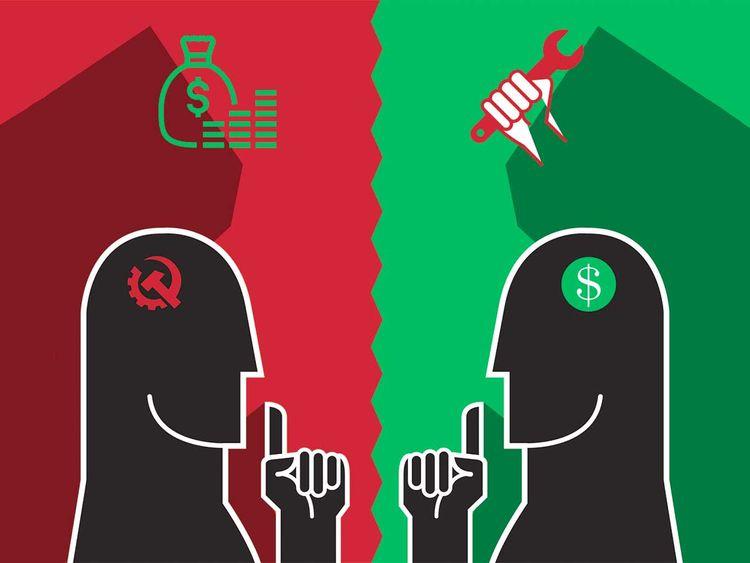 Why capitalism vs socialism debate is back