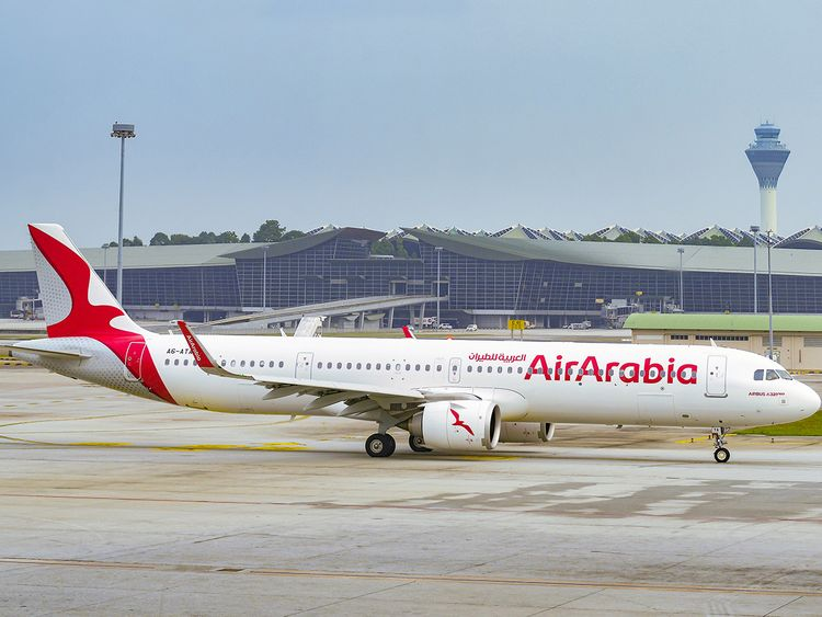 Image result for Air Arabia low cost