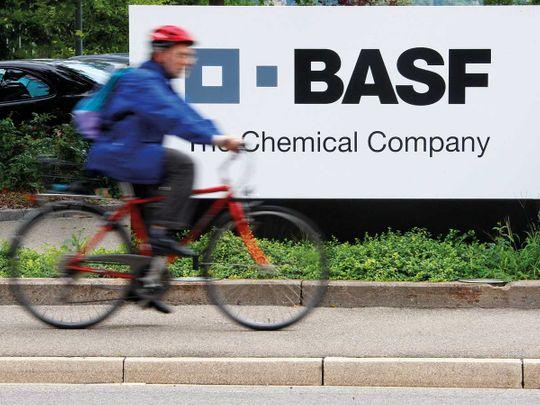 BASF plant