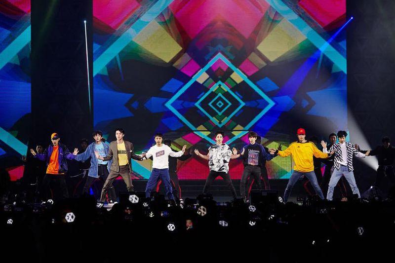 K-Pop group Exo to get Dubai Star in October | Music – Gulf News